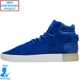 Adidas Originals Tubular Invader - спортни обувки - синьо -синьо - бяло