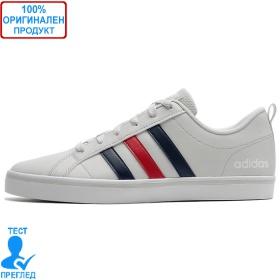 Adidas Pace VS - спортни обувки - сиво - синьо - червено
