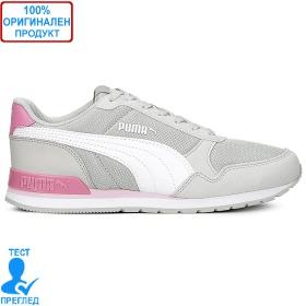 Puma St Runner V2 Mesh 36713514 - спортни обувки - сиво - розово