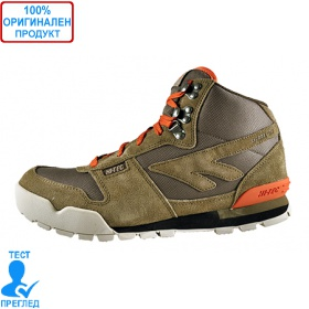 Hi Tec Sierra Lite - мъжки зимни обувки - кафяво/оранжево