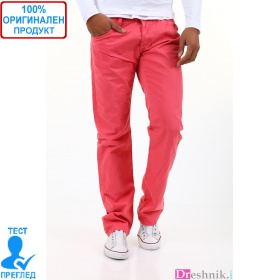 525 by Einstein - мъжки панталон - розово