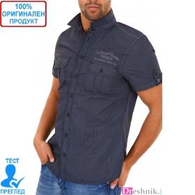 98-86 Sublevel Einstein - мъжка риза с къс ръкав