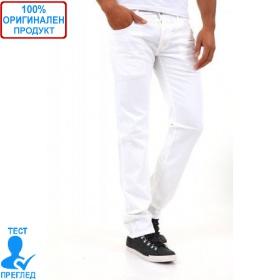Absolut Joy by Einstein - мъжки панталон - бяло