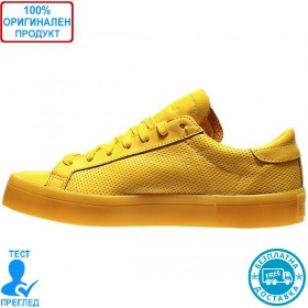 Adidas Court Vantage - кецове - жълто, Dreshnik.com