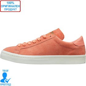Adidas Court Vantage - спортни обувки - розово