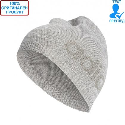 АКСЕСОАРИ - Adidas Daily Beanie LT - зимна шапка - сиво