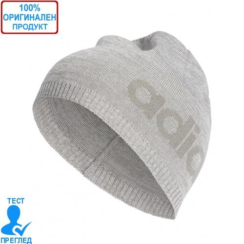 Adidas Daily Beanie LT - зимна шапка - сиво
