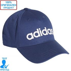 Adidas Daily Cap - шапка - синьо