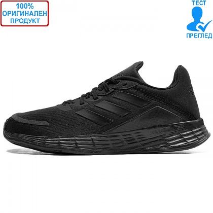ОБУВКИ - Adidas Duramo SL - маратонки - черно - черно