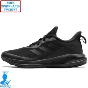 Adidas Fortarun K - спортни обувки - черно