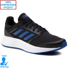 Adidas Galaxy 5 - маратонки - черно - синьо