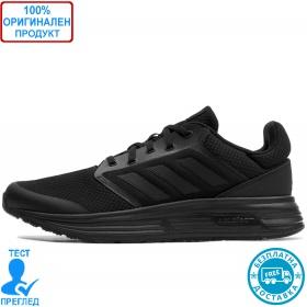 Adidas Galaxy 5 Black - спортни обувки - черно