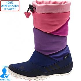 287fd63db29 Adidas Libria Padded Boot - ботуши - синьо/лилаво/розово