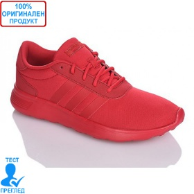487125357fe Adidas Lite Racer B - спортни обувки - червено - червено