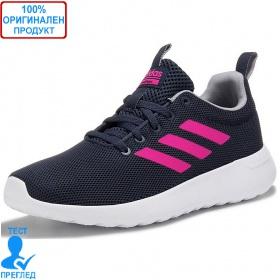 Adidas Lite Racer Cln - спортни обувки - черно - розово