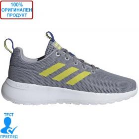 Adidas Lite Racer FY7238 - спортни обувки - сиво - жълто