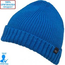 Adidas Neo Fisherman Beanie - мъжка шапка - синьо