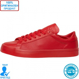 Adidas Originals Court Vantage - червено, Dreshnik.com