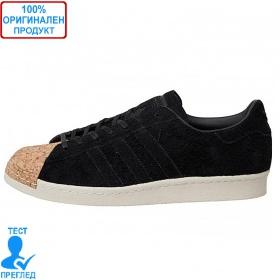 Adidas Originals Superstar 80s - спорти обувки - черно - корк