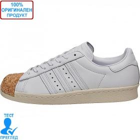 Adidas Originals Superstar 80s - спортни обувки - бяло - корк
