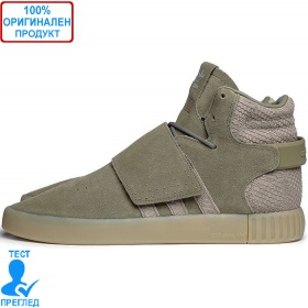 Adidas Originals Tubular Invader Strap - кецове - каки