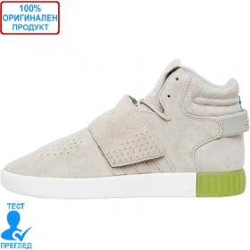Adidas Originals Tubular Invader Strap - спортни обувки - екрю