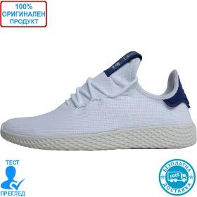 Adidas Originals X Pharrell Williams - спортни обувки - бяло - бяло