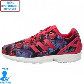 Adidas Originals ZX Flux - спортни обувки - червено - пъстро