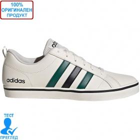 Adidas Pace VS - спортни обувки - бяло - зелено - черно