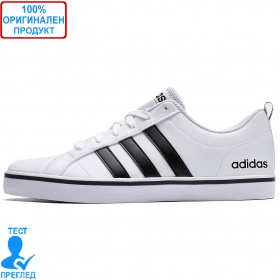 Adidas Pace VS - спортни обувки - бяло - черно