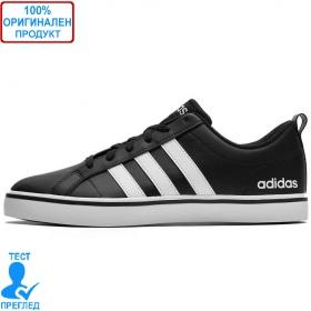 Adidas Pace VS - спортни обувки - черно - бяло