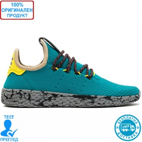 Adidas Pharrell Williams Tennis Hu - синьо - сиво