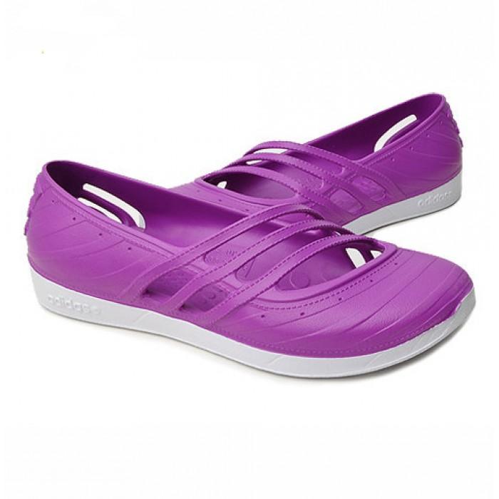 4616027f53f Adidas QT Comfort - дамски летни обувки - лилаво, ОБУВКИ (Dreshnik.com)