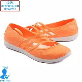 Adidas QT Comfort - дамски летни обувки - оранжево