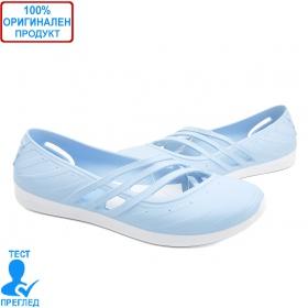 501ea086d0e Adidas QT Comfort - дамски летни обувки - светло синьо
