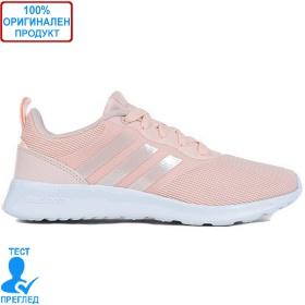 Adidas QT Racer  - маратонки - розово