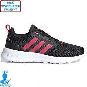Adidas QT Racer FW3963 - спортни обувки - черно - розово