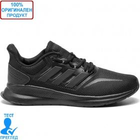 Adidas Runfalcon - маратонки - черно - черно