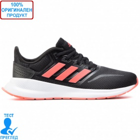 Adidas Runfalcon FV9441 - спортни обувки - черно - розово