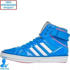 Adidas Space Bluebird - дамски кецове - синьо