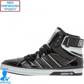 Adidas Space Brooklyn - дамски кецове - черно