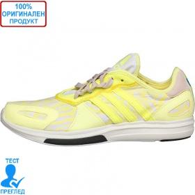 Adidas STELLASPORT Yvori - маратонки - жълто