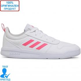 Adidas Tensaur S24034 - спортни обувки - бяло - розово