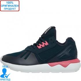 Adidas Tubular - спортни обувки - синьо - розово