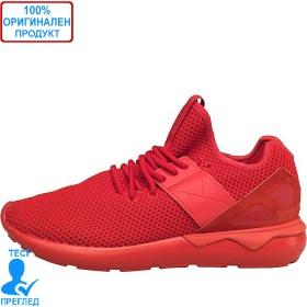 Adidas Tubular - спортни обувки - червено - червено