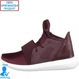 Adidas Tubular Defiant - спортни обувки- вишнево червено