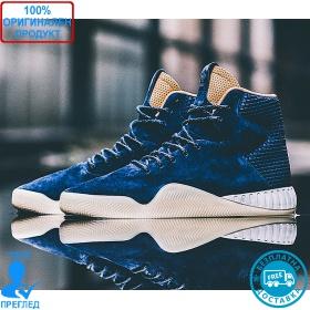 Adidas Tubular Instinct - спортни обувки - синьо