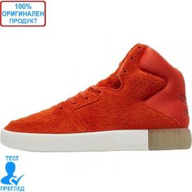 Adidas Tubular Invader - спортни обувки - червено