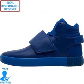 Adidas Tubular Invader Strap - кецове -синьо - синьо