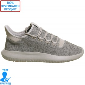 Adidas Tubular Shadow Grey - маратонки - сиво
